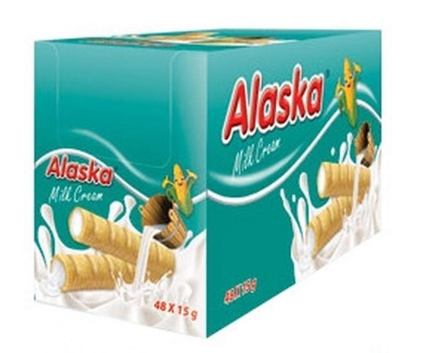 alaska mleczne